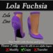 Fuchsia Pumps - Fetish Heels
