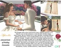 Wedding ceremonies book (boxed)