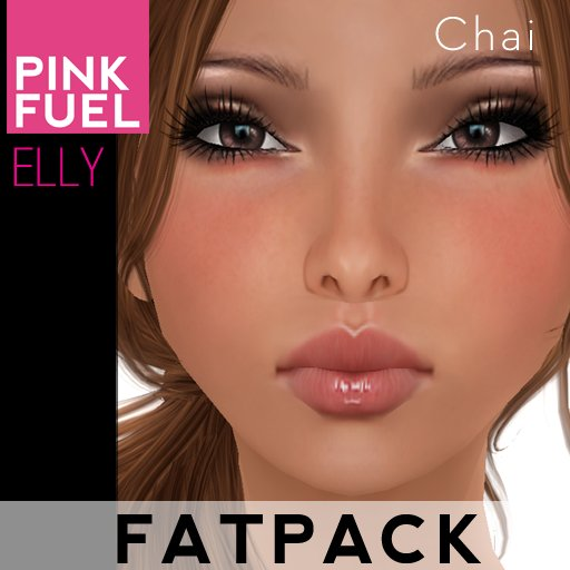 [PF] Elly <Chai> - FATPACK