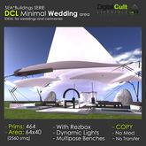 *** DCL Minimal Wedding area