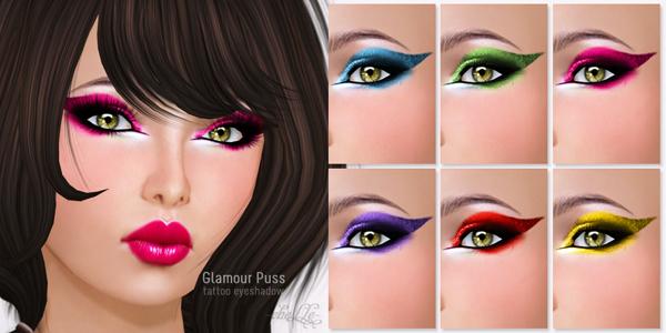cheLLe (eyeshadow) Glamour Puss