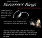 Sorceror's Rings + 16 Spells  (Wand alternative)