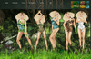 """[LA] LOSTANGEL: """"The Mushrooms"""" - Multipose with Props"""