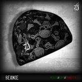 DEF! Beanie / Camo Skulls