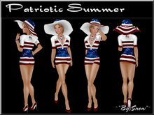 ~*By Snow*~ Patriotic Summer