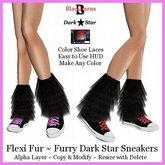 Furry Sneakers
