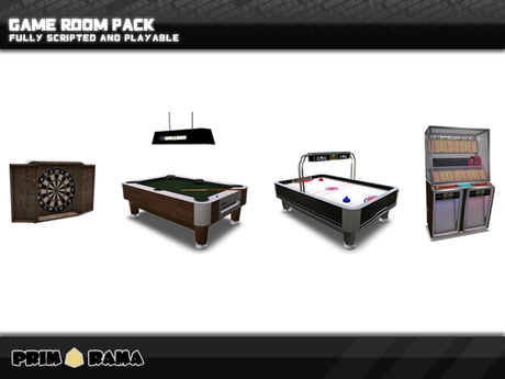 Game Room Pack ™
