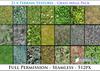 Terrain Textures: Grass 21 Textures -  Full Permissions