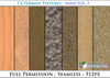 Terrain Textures: Sand Vol. 2 - Full Permissions