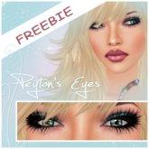 *Soulglitter* Peyton's Prim Eyes * Freebie