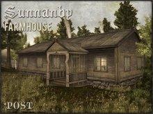 POST: Sunnanby Hus - Historical Swedish Farmhouse