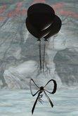 Sculpt Latex Party Balloons - Black