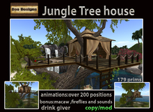 PROMO  1000 OFF! Jungle Tree House