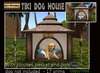 Tiki dog house box