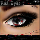 Topaz Square~Real Eyes~ Flag Eyes