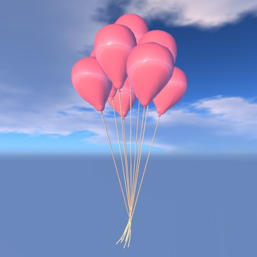 Balloon Bunch - Pink - COPY - Xntra City Balloons