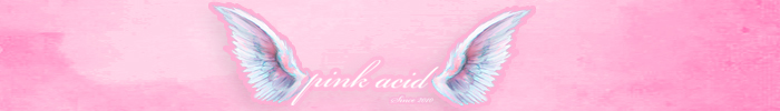 Pink acid marketplace banner just words 2015 photo