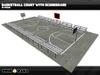 Full Court BasketBall Game ™