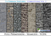 Terrain Textures: Cobblestone Vol. 2 - Full Permissions