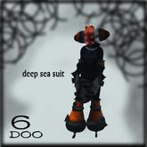 *6DOO* deep sea suit ***