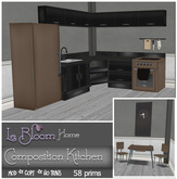 LeBloom - Composition Kitchen - Cocoa