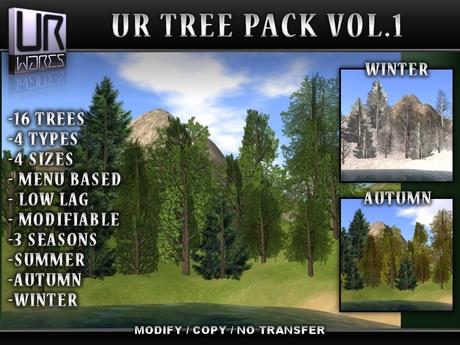 URW TREE PACK VOL.1