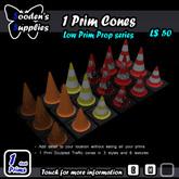 1 Prim Cones