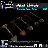 Hand Shovels