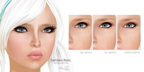 cheLLe (eyeliner) Eyeliners Basic