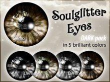 GIFT *Soulglitter* Eyes DARK BOX