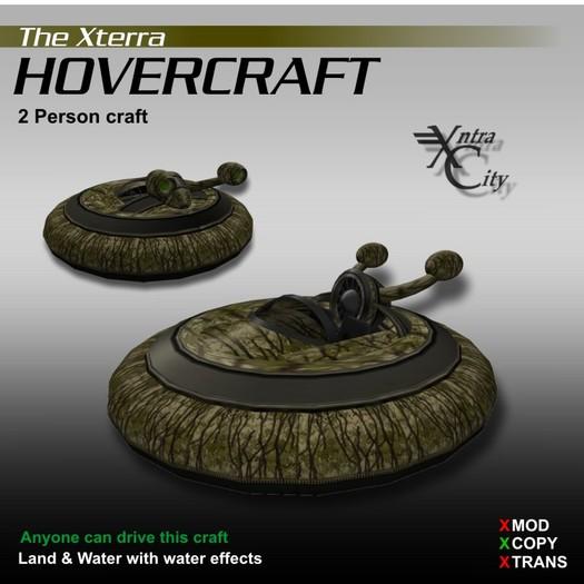 Hovercraft V.1.4