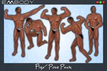 Embody 5 Pose Pack M FLEX