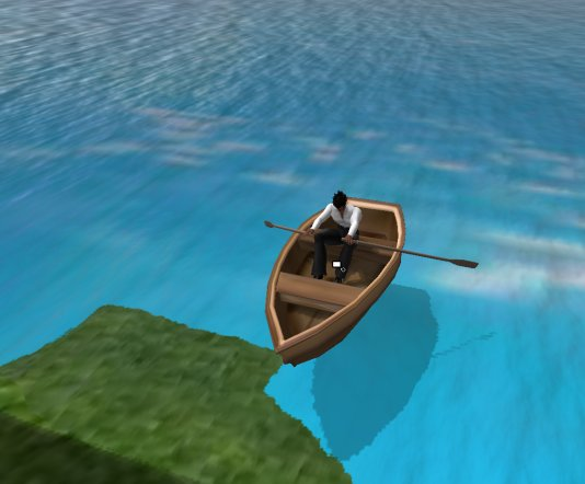 %50SUMMERSALE Full Perm Row Boat Animation