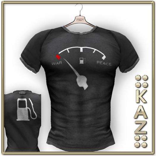 cool black shirt