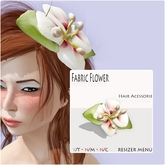 YC_Fabric Flower/Hair Acessorie/BOXED