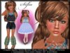 Sofia Complete Child Avatar (Skin, Shape, Eyes, Hair, Outfit, etc)