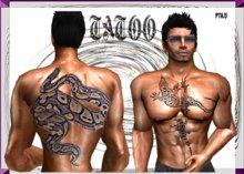reptile tatoo
