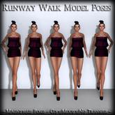 *MP* Runway Walk (Model Poses)