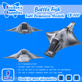 Battle Fish (model Only)