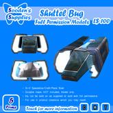 Shuttel Bug (model Only)