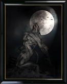 """<Fantasy Art> """"The Howling"""""""