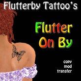 Flutter on By (shoulder)