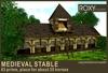 .:ROXY:. small medieval stable v.1