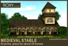 .:ROXY:. small medieval stable v.2