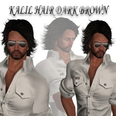 "Man hair "" Kalil "" dark brown boy guy Mann Haare cabelo cabello short hair biker knight male Mann police officer lord"