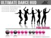 ULTIMATE Dance HUD [PINK Edition] +10Invites