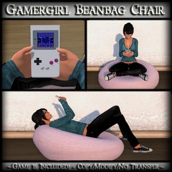 *MP* Gamergirl Chair (Pose Prop)