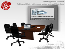 FULL PERM  Office Furniture - Meeting Room Set VGAT