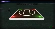 "Xstar HELIPORT (boxed) ""helipad"""