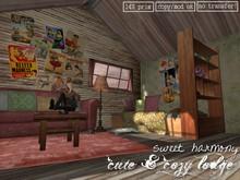 [SH] Cute & Cozy Lodge <3